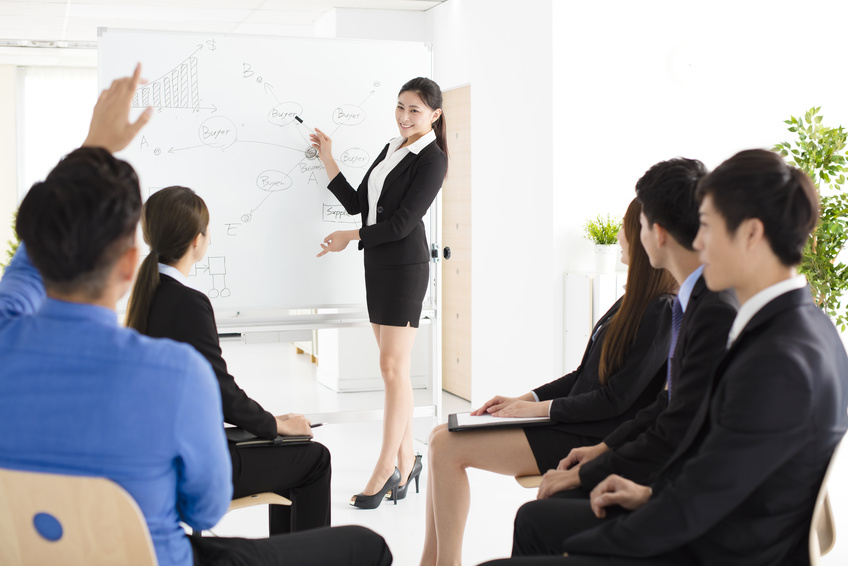 8ステップとフレーズで攻略!英語プレゼンの型☆留学経験ナシでも英語で仕事はできる!#9
